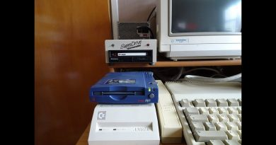 Booting an Amiga 500 from a SupraDrive Removable Syquest