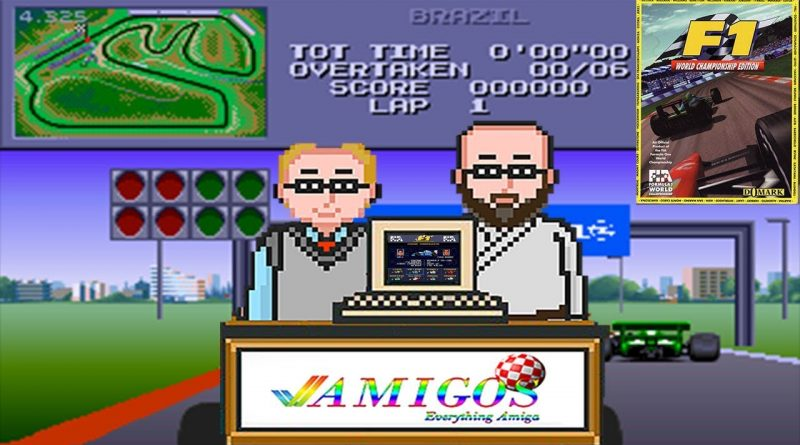 Amigos Podcast Episode 120 – Vroom, F1, and F1 World Championship Edition