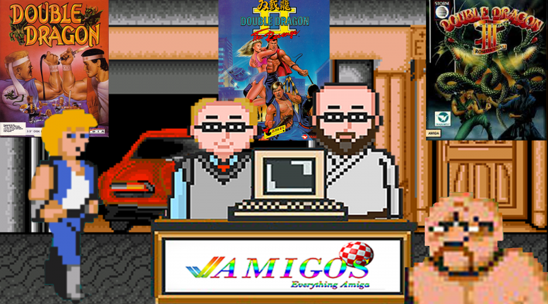Amigos Episode 123 – The Double Dragon Series