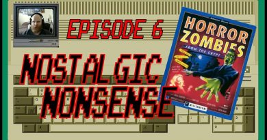 Nostalgic Nonsense – Episode 6 – Horror Zombies From The Crypt (1990)