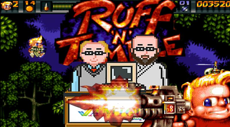Amigos Podcast Episode 133 – Ruff 'N' Tumble