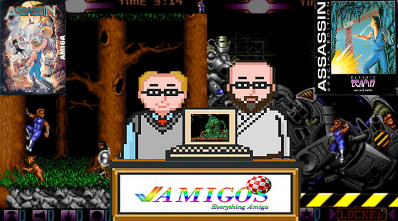 Amigos Podcast Episode 136 – Assassin