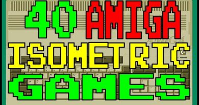 40 Amiga ISOMETRIC Games