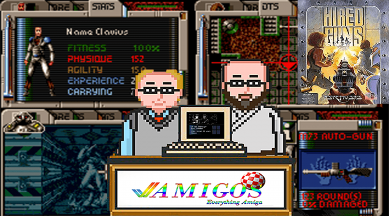 Amigos Podcast Episode 142 – Hired Guns