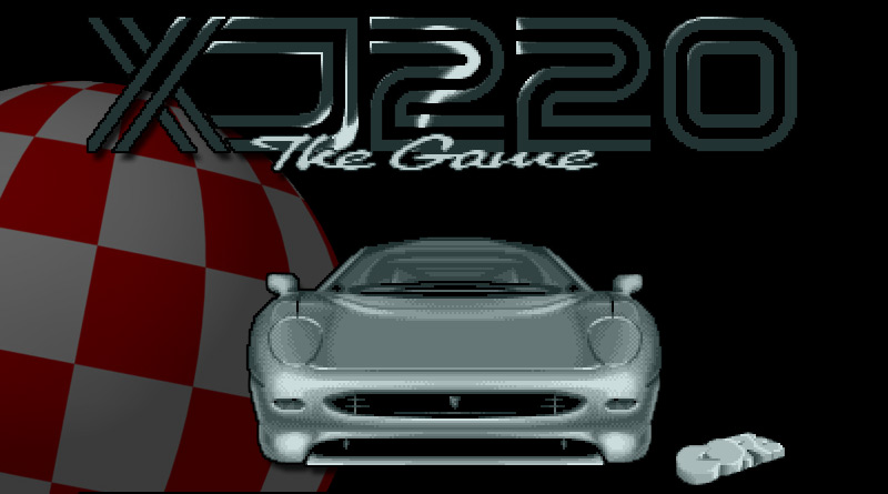 Amiga Jaguar XJ220 The Game Amiga Review