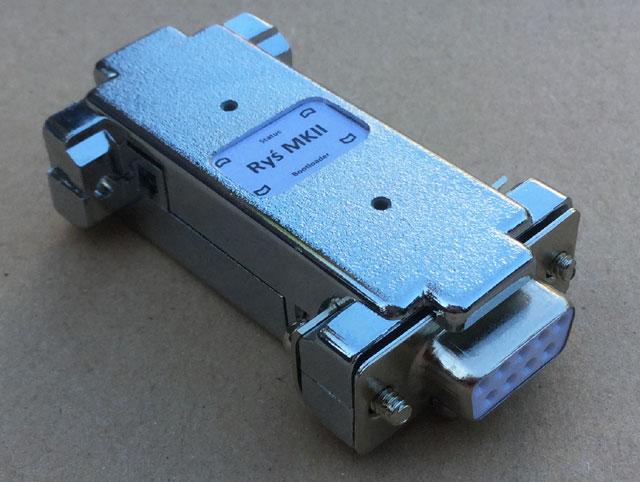 RYS Mk2 Adapter Amiga USB