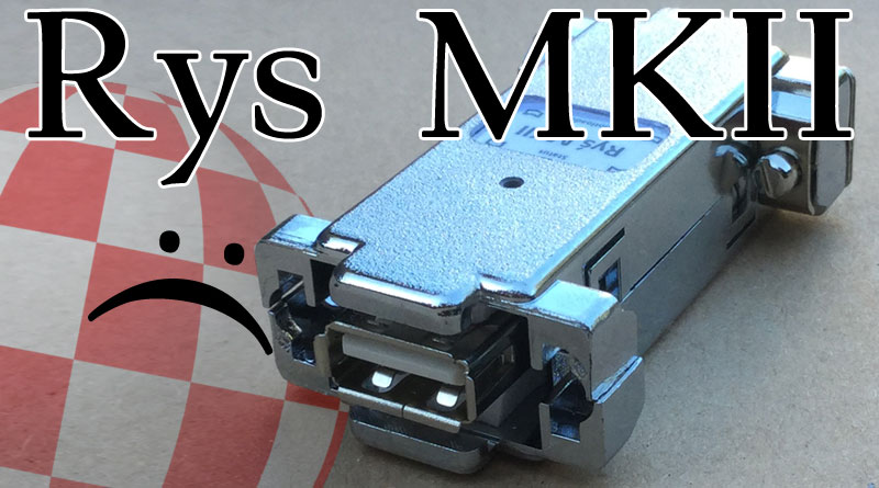 Rys MkII Review Cover