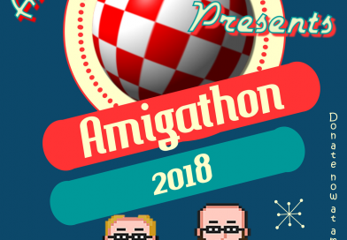 Amigathon is coming!  July 7th, 2018  10:30 UTC