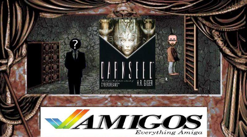 Amigos – Everything Amiga Podcast Episode 151 – Darkseed