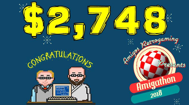 Amigathon2018 Congratulations