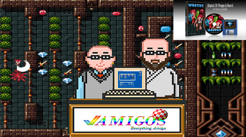 Amigos Episode 159 – Worthy