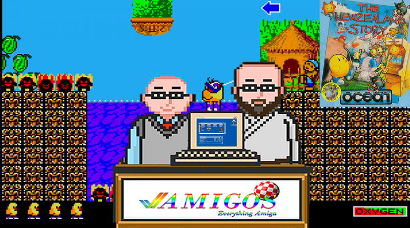 Amigos Podcast Episode 163 – The New Zealand Story