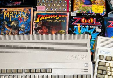 Amigas and Games