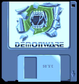 Demonware Logo