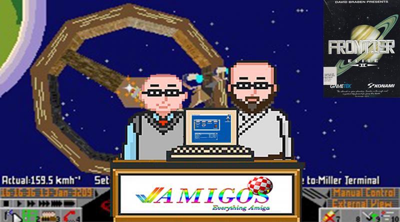Amigos Podcast Episode 186 – Frontier: Elite II