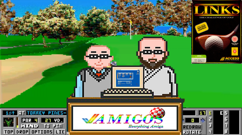 Amigos Podcast Episode 191 – Links: The Challenge of Golf