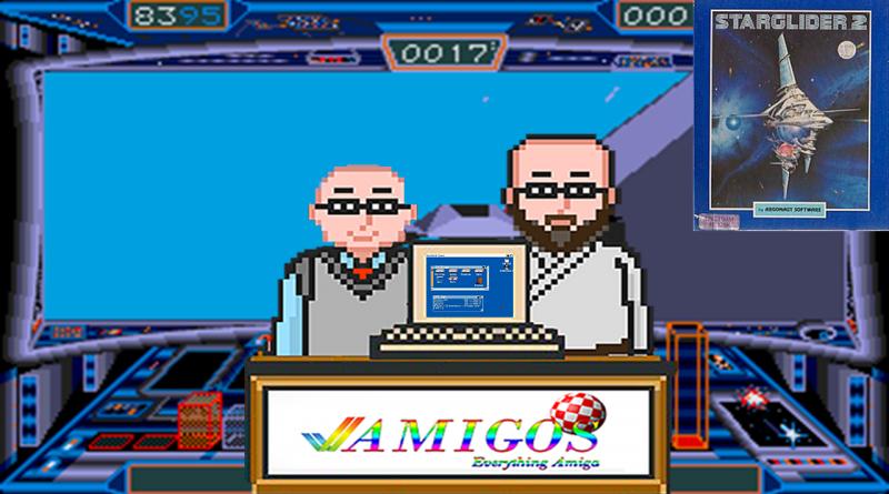 Amigos Podcast Episode 195 – Starglider II