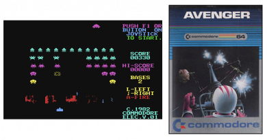 My Favorite Six C64 Games vs Their Amiga Version