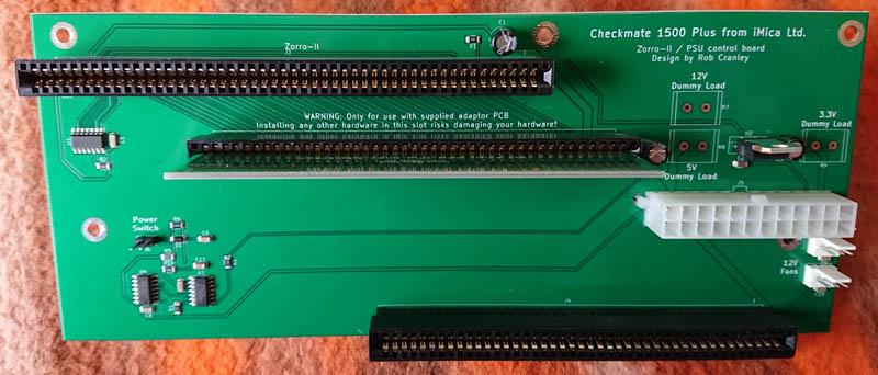 Checkmate A1500 Plus Zorro Adaptor