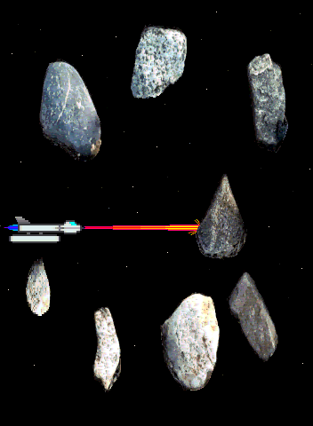 Asteroids - 10MARC