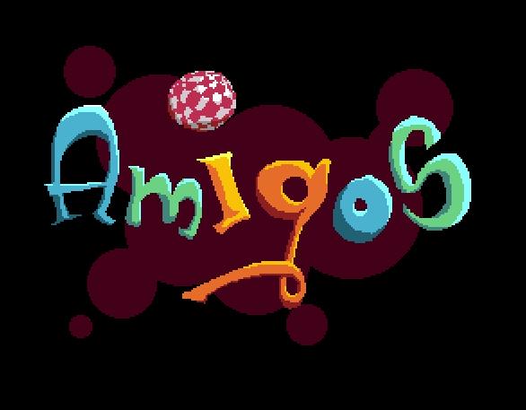 Amigos Logo 16 Colors - Lobsterminator